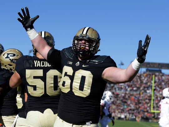 Purdue's stunning turnaround to earn six victories and a bowl game invite is arguably the story of the year in the Big Ten.