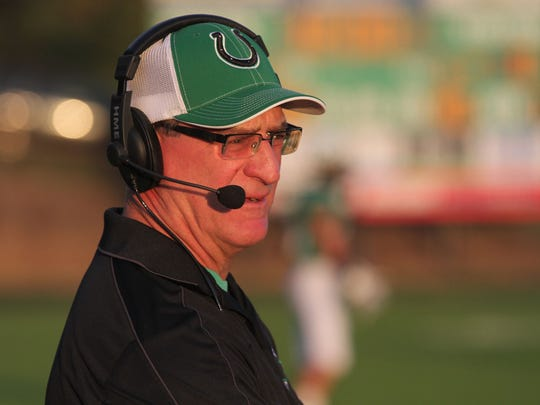 Clear Fork head coach Dave Carroll reflected on his time with his former high school football coach Jerry Widder who passed away on April 24.