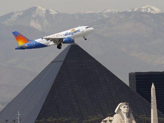 Allegiant expands MEM-LAX flight