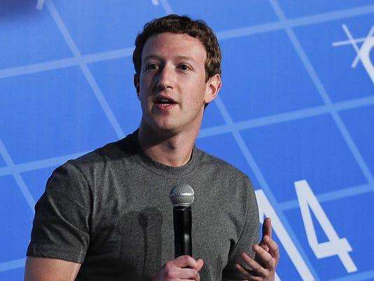Zuckerberg: WhatsApp a 'great fit' for Facebook