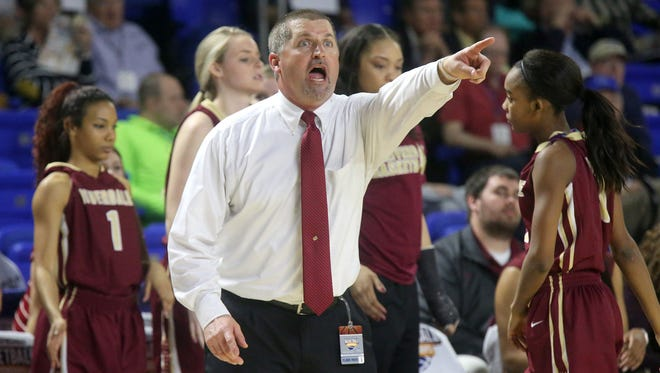 Riverdale coach Randy Coffman and his squad will not be able to participate in the Nike Tournament of Champions in Phoenix because of flight issues.