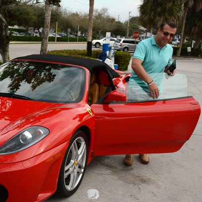 Free chicken with every Ferrari: Marco Island exotic car rental company offers novel pitch