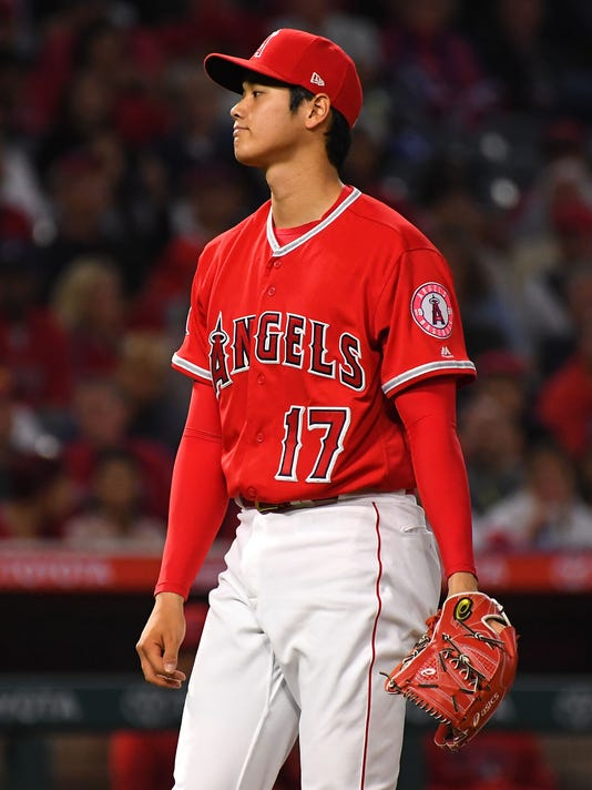 best sneakers 392ca 00bb8 Shohei Ohtani: Elbow injury not only a blow to the Angels ...