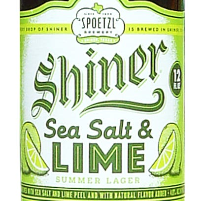 Beer Man: Shiner gets balance of salt and lime just right