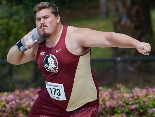 NCAA Track & Field: 2017 FSU Relays