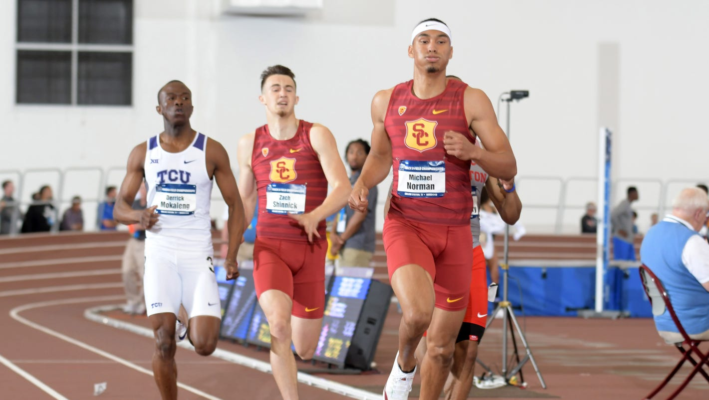 World, collegiate records highlight NCAA indoor track and field championships