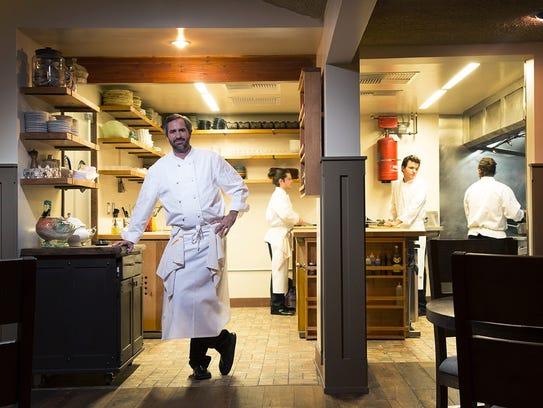 Chef Kevin Binkley.