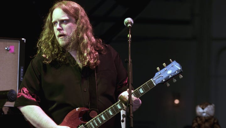 On the phone with former Allman Brothers guitarist, Gov't Mule leader Warren Haynes