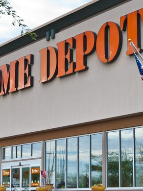 Home Depot, even as many of its locations remained open during the pandemic.
