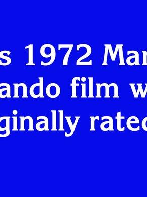 "$1200: ""This 1972 Marlon Brando film was originally Rated X"""