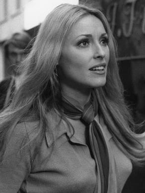 The correct response: Who is Sharon Tate?