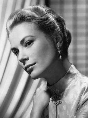 The correct response: Who isGrace Kelly?