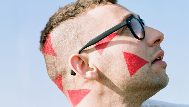 Jack Antonoff, from the band fun., releases his debut solo album, 'Strange Desire.'