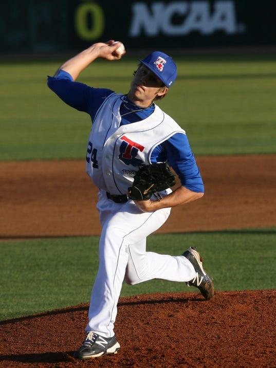 Stephen F. Austin VS. Louisiana Tech's
