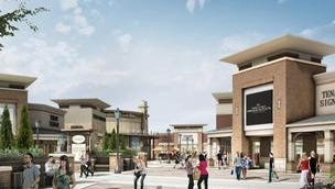 A new Twin Cities outlet mall is scheduled to open next month.