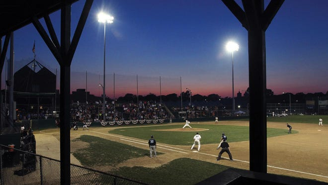Historic Cardines Field will be home for the newly formed Newport Collegiate Baseball League this summer.