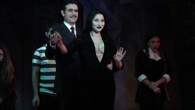 "FSU's School of Theatre is showcasing ""Addam's Family,"" as their semester main show."