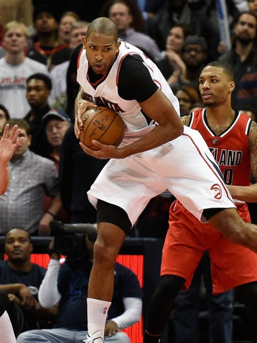 Al Horford and the Hawks have not lost since Dec. 26.