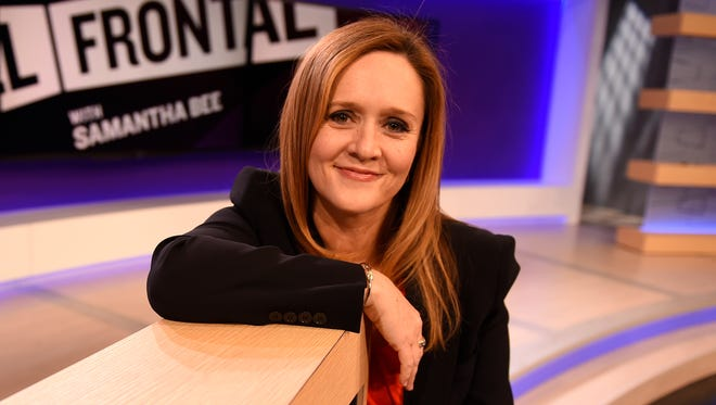 Samantha Bee continues to take advantage of election issues on her new TBS show.