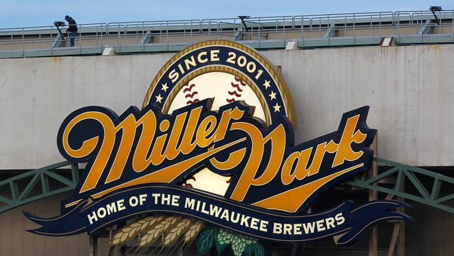 The Brewers continue to make improvements at Miller Park.