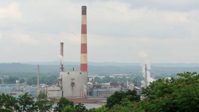 Chillicothe's Glatfelter paper mill