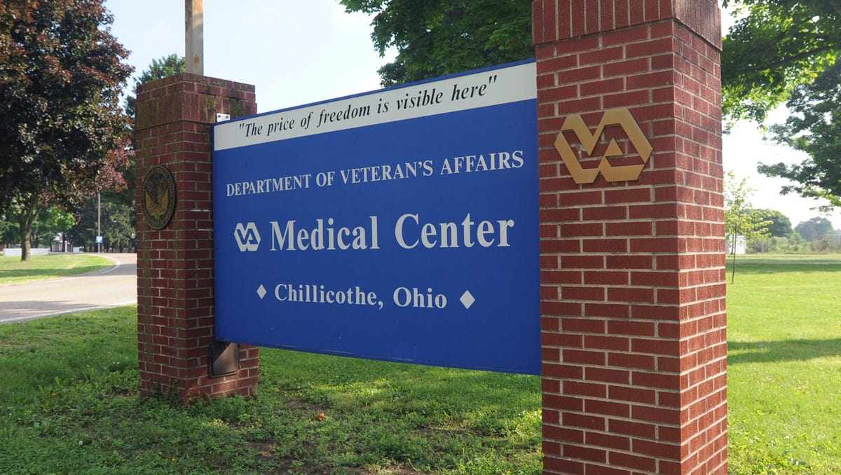 Berger Takes Over As New Chillicothe Va Medical Center Director