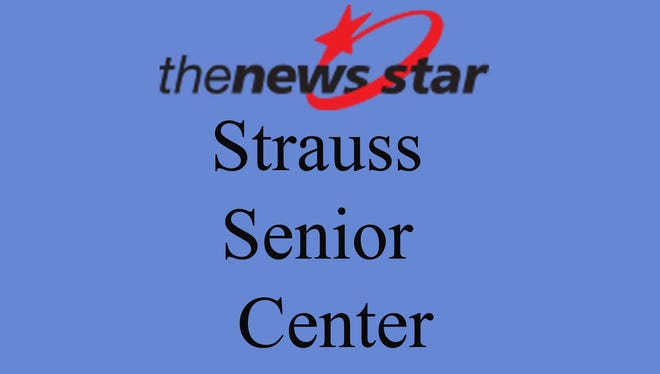 File Photo Strauss Senior Center