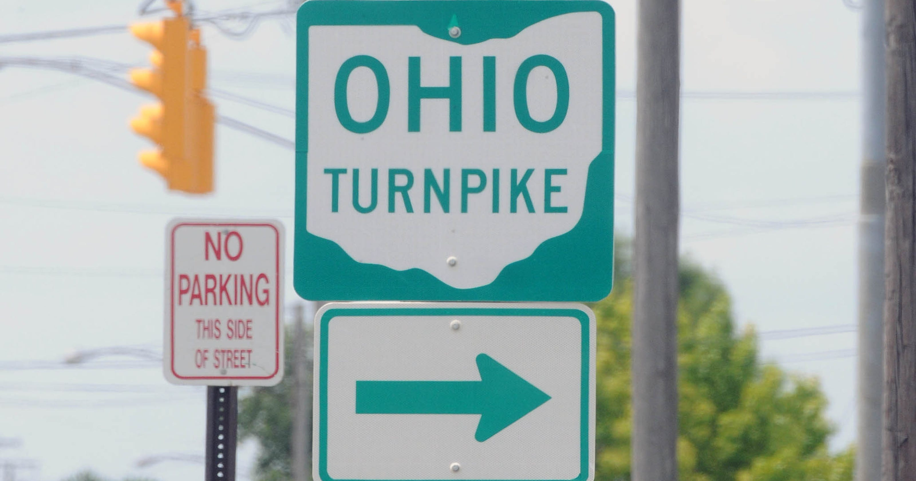 Ohio Turnpike painting project to reduce lanes in Sandusky County