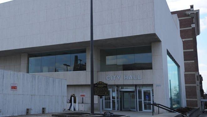 Marion City Hall.