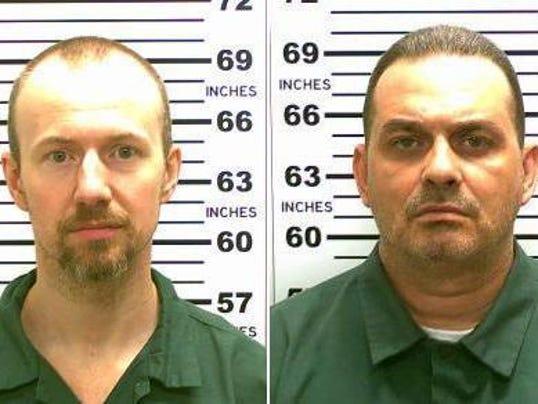 Escaped Prisoners-Investigation