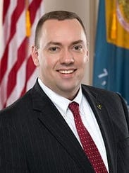 State Sen. Brian Pettyjohn, R-Georgetown, says his