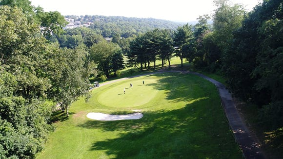Dunwoodie Golf Course in Scarsdale Aug. 1, 2017.