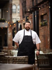 Mitch Arens, executive chef at Hotel Covington