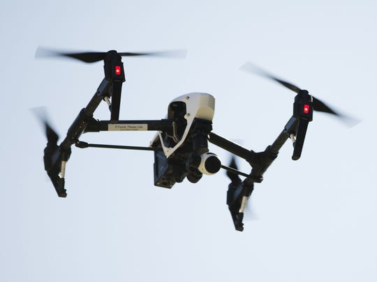 Drones are fast becoming an integral tool on farms