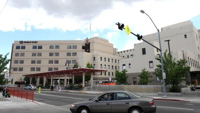 The VA Sierra Nevada Health Care System hospital on Kirman Avenue is shown in 2014.