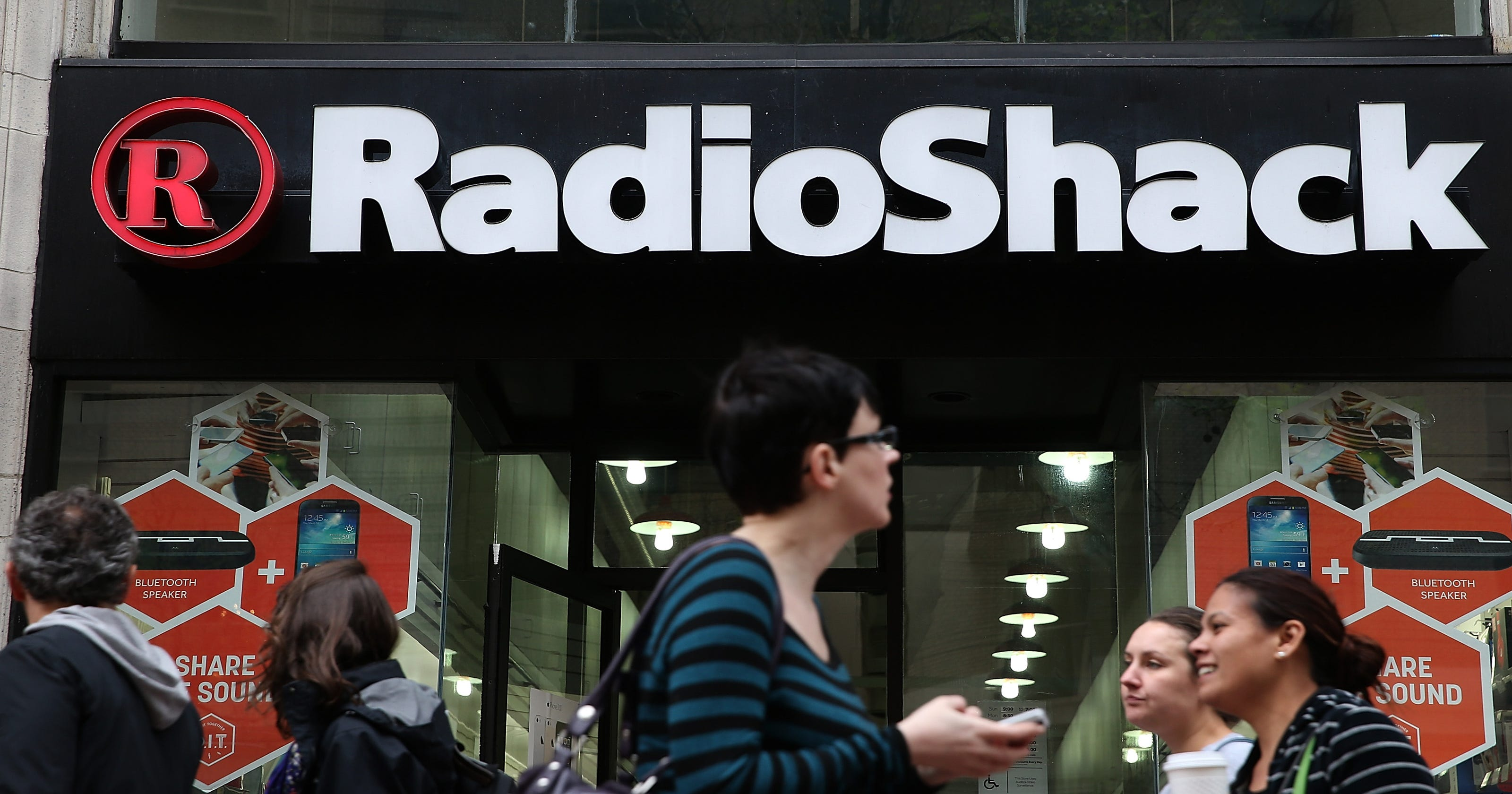 RadioShack closing last two Knoxville stores