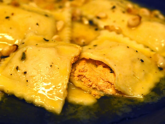 Florence's ravioli stems from Florence's original recipe