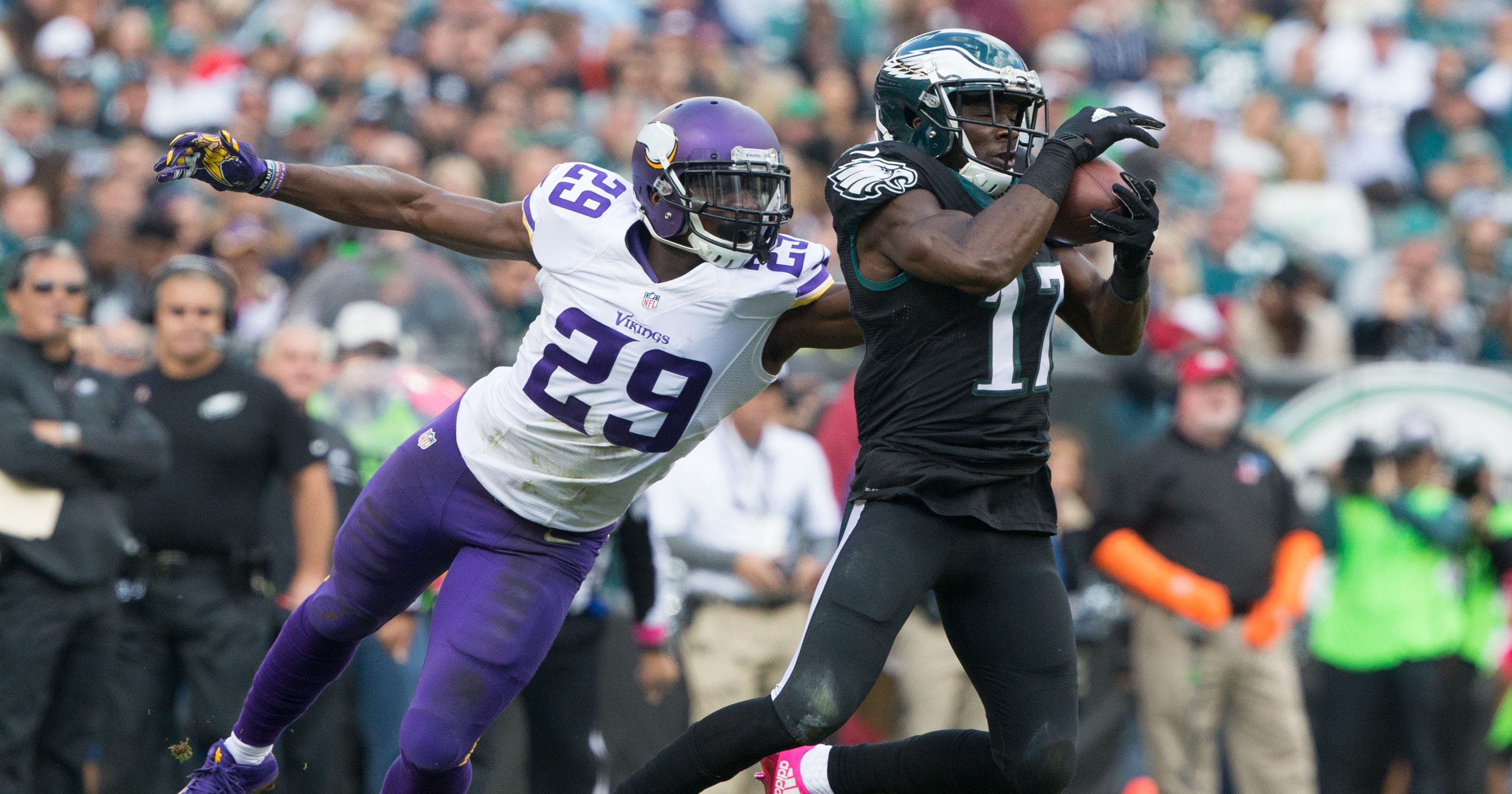 Vikings at Eagles NFC Championship Game preview  Three things to know 6868af316