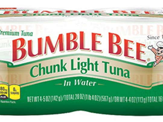 Bumble Bee is issuing a voluntary recall of 31,000 cases of canned tuna
