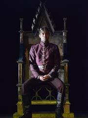 Alex Hassell appears in a Royal Shakespeare Company