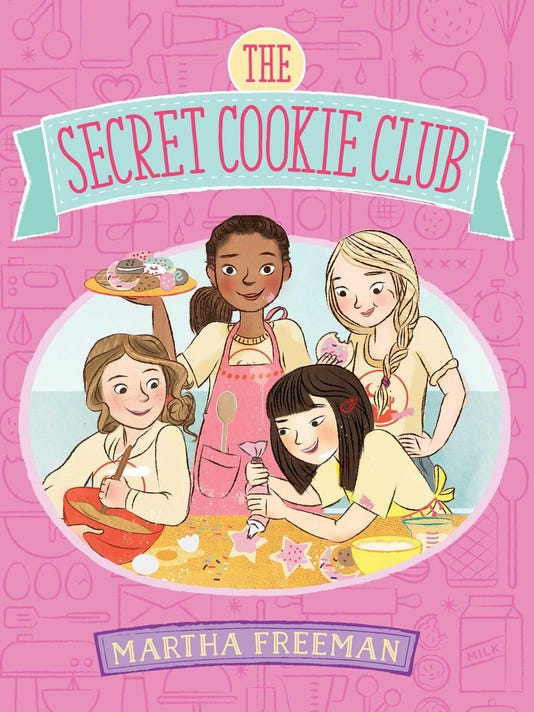 Book review - 'The Secret Cookie Club'