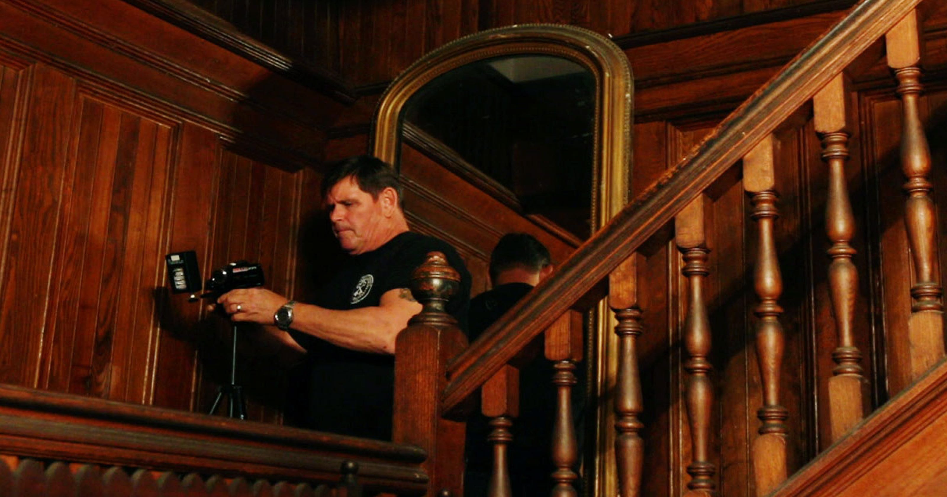 Ghost hunt: Could Strauss Mansion be haunted?