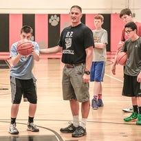 VIDEO: Legendary Mendham boys basketball coach Jim Baglin