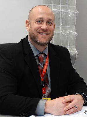 Adam Heroth will be the Oppenheim-Ephratah-St. Johnsville Central School District's new superintendent.