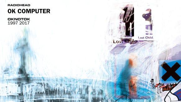 """OK Computer OKNOTOK 1997 2017"" by Radiohead."