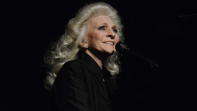 Judy Collins sings Songs of Stephen Sondheim at 7 p.m. Feb. 22 at the Emerson Center in Vero Beach.