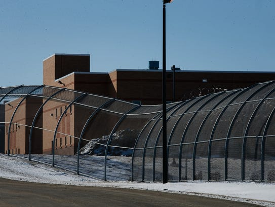 The Iowa Correctional Institution for Women in Mitchellville