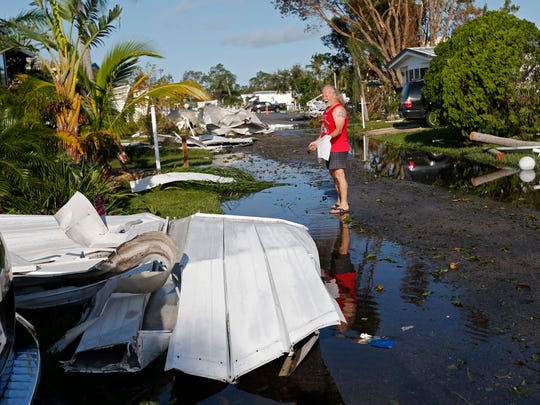 Experts expect homeowners and auto insurance premiums to go up in the aftermath of hurricanes Harvey and Irma.
