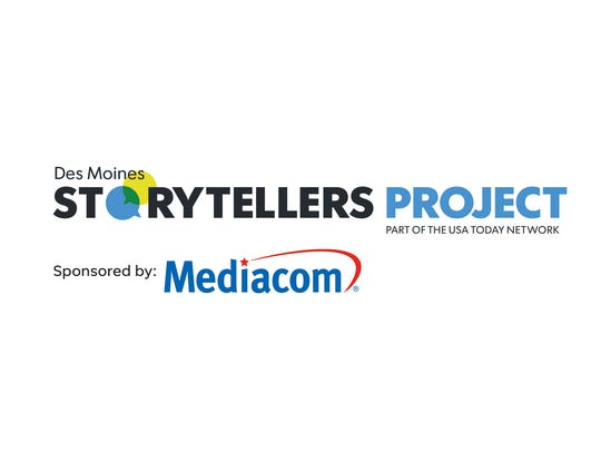 The Des Moines Storytellers Project is sponsored by