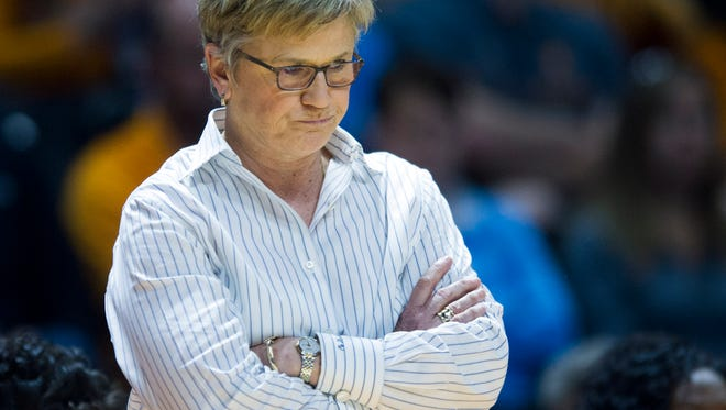 Lady Vols basketball coach Holly Warlick says she was given a two-year contract extension.